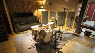 Drum Recording at Loft Music Studios