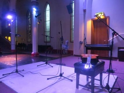 Christopher McLaren Recording