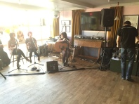 Acoustic Set at Ernest with Clear & Loud PA Hire