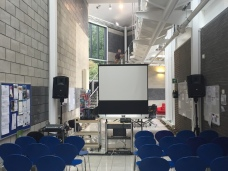 Corporate Event - Clear & Loud PA Hire