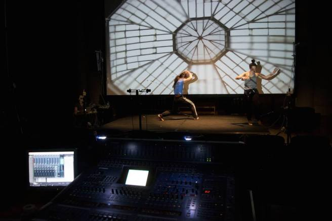 Audio / Visual Performance - Electric Spring 2016