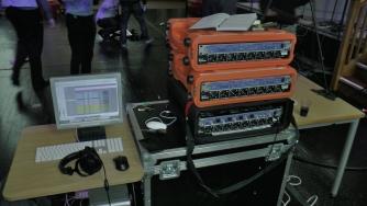 Fusion Tech Setup