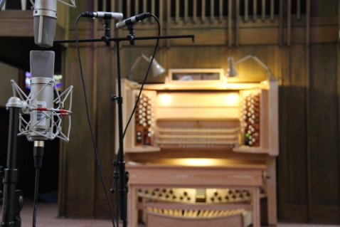 Organ Recording